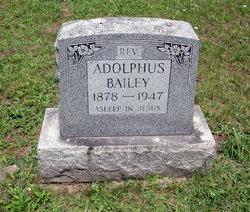 Rev Aldolphus Bailey