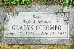 Gladys F <i>Laurent</i> Colombo