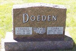 Clara Mae <i>Vohs</i> Doeden