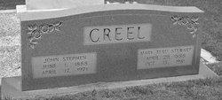 Mary Teru <i>Stewart</i> Creel