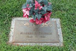 Mildred Inez <i>Bridges</i> Coleman