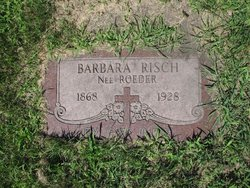 Barbara <i>Risch</i> Roeder