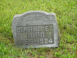 Sarah Elizabeth <i>Welsh</i> Robb