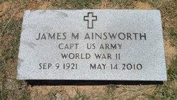 James Miller Ainsworth