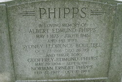 Geoffrey Edmund Phipps
