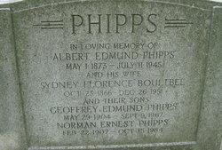 Norman Ernest Phipps