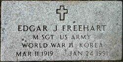 Edgar J Freehart