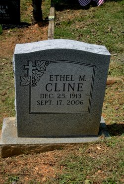 Ethel M. Cline