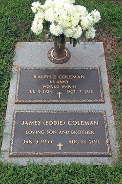 Ralph E Coleman