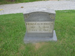 Ernest Burkeen