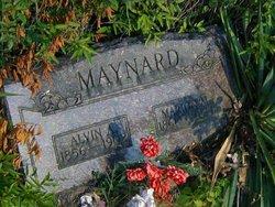 Marion Matilda <i>Pearce</i> Maynard