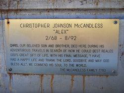 Christopher Johnson McCandless