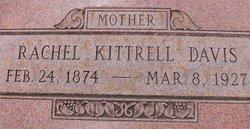 Rachel Armindy <i>Kittrell</i> Byrd