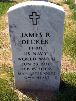 James R Decker