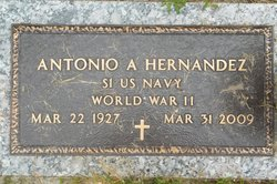 Antonio A. Tony Hernandez