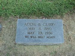 Addie B Curry