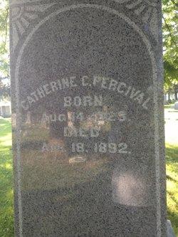 Catherine Charlotte <i>Beals</i> Percival