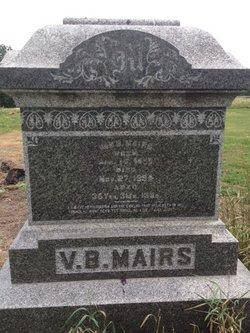 Martin Van Buren Mairs