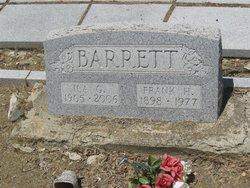 Frank Harry Barrett