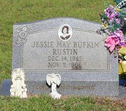 Jessie May <i>Bufkin</i> Rustin