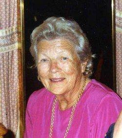 Ruth Catherine <i>Hickey</i> Pesky