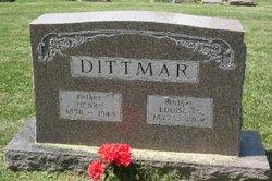 Louise C <i>Hammer</i> Dittmar