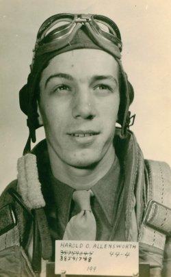 Sgt Harold Oliver Allensworth