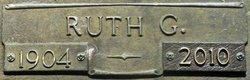 Ruth <i>Grant</i> Abernathy