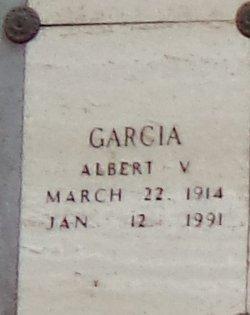 Albert V. Garcia