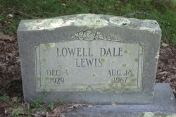 Lowell Dale Lewis