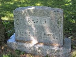 Harry Oliver Baker