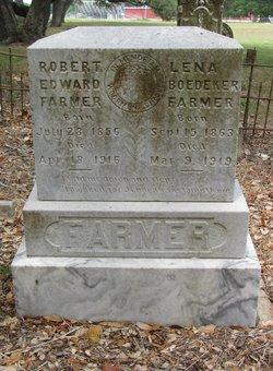 Lena <i>Boedeker</i> Farmer
