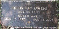 Rufus Ray Owens