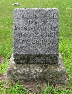 Callie <i>Hill</i> Jehle