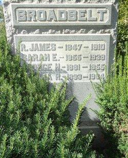 Amelia R Broadbelt