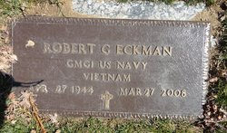 Robert George Eckman