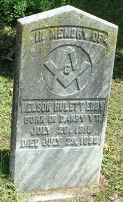 Nelson Hulett Eddy