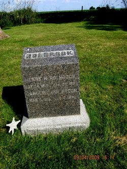 Henry H Holbrook
