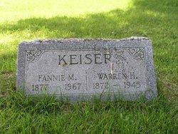 Warren Keiser