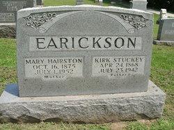 Kirk Stuckey Earickson