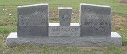 William Henry Harrison Addington, Jr