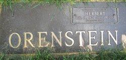 Herbert Sidney Orenstein