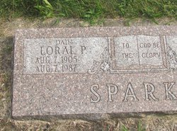Loral P Sparks