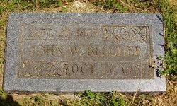 John W Belcher