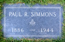 Paul Rodney Simmons