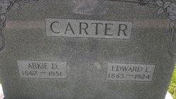 Arkansas <i>Dean</i> Carter