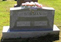Effie S. <i>Warner</i> Bowman