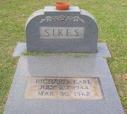 Richard Earl Sikes