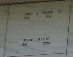 Cleotilde Tillie <i>Martinez</i> Urioste