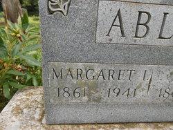 Margaret Isabelle Belle <i>Pickering</i> Ables